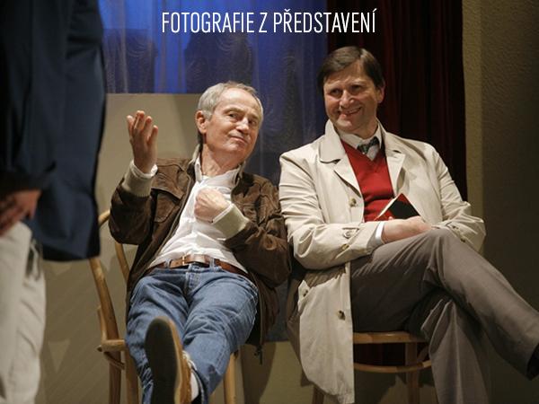 fotografie z představení